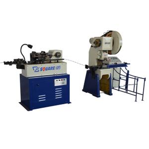 QH-QD2B自动数控曲簧切断/切断/打弯机