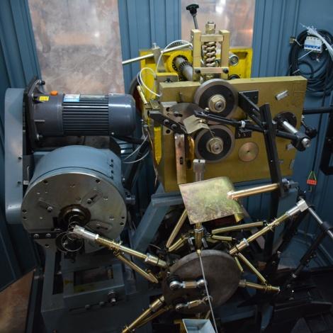 弹簧机轴承