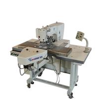 CLF3 自動雙縫式床墊拉手帶縫合機