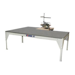 CQT 床墊縫紉吹氣懸浮式工作臺