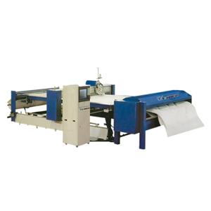 DHF250電腦厚料單針絎縫機